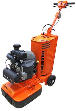Floor Preparation Equipment Hire Floor Grinder Htc 420
