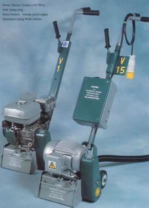 Vonarx Fr200 Floor Preparation Equipment Hire