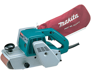 Bosch belt sander machine